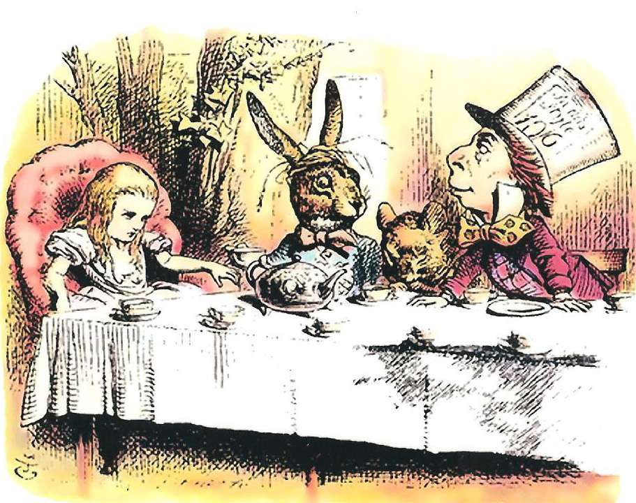 Mad Hatter Tea Party Quotes. QuotesGram