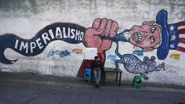 Venezuela: 'Imperialist' UN Attacks Us for 'Capitalist Empire' | News | teleSUR English