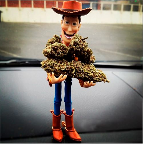 Buzzed Woody | Fun Marijuana Blog | THC Finder ...