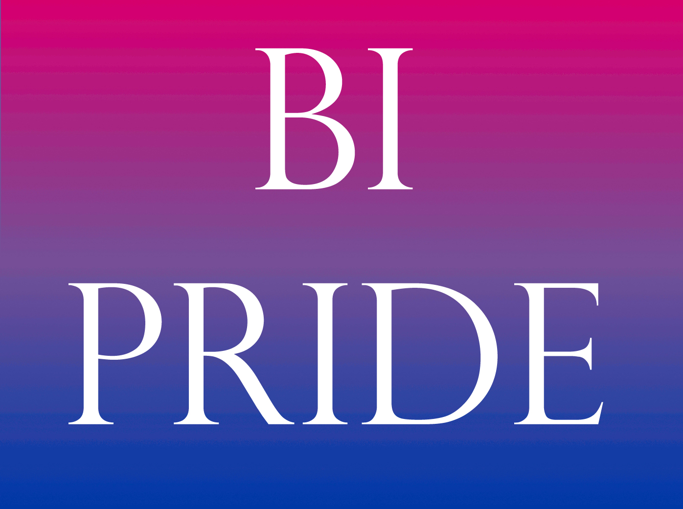 15th annual Bi Pride Day to be celebrated worldwide - National LGBTQ Task Force