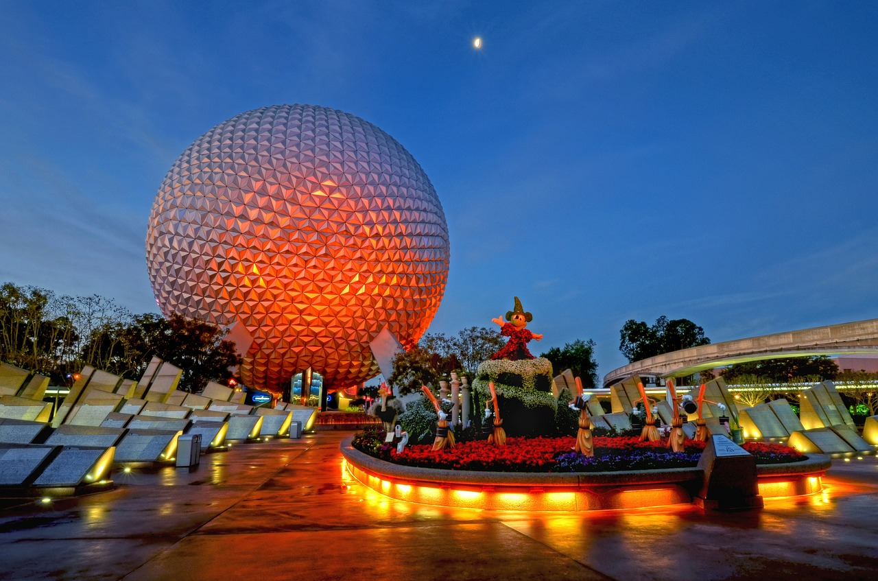 Orlando Transportation to Epcot's Food and Wine Festival ...