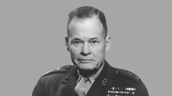 Marines to run in memory of Lt. Gen. Lewis B. 'Chesty ...