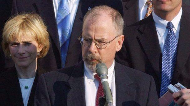 John Durham Named Interim U.S. Attorney; Presidential ...