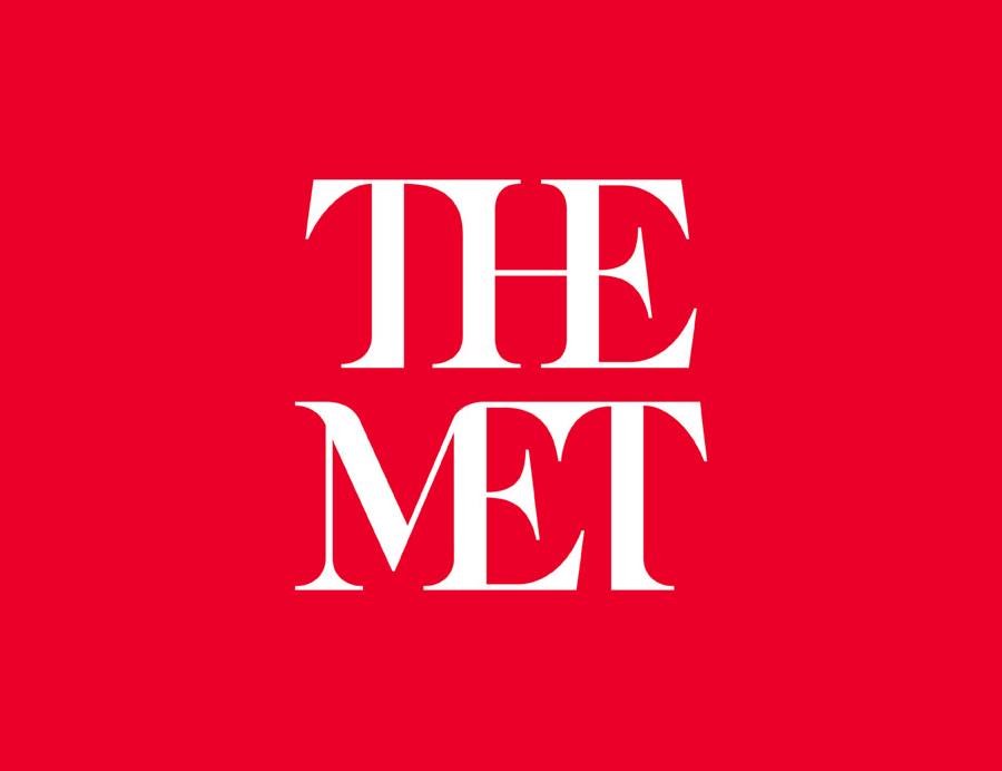 Brand New: New Logo and Identity for The Met by Wolff Olins