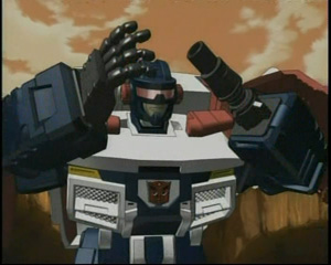 Transformers Cybertron: Red Alert