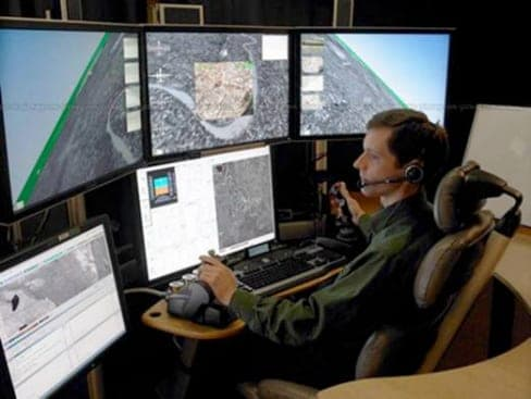 UAV Ground Control Station | Unmanned Systems Technology