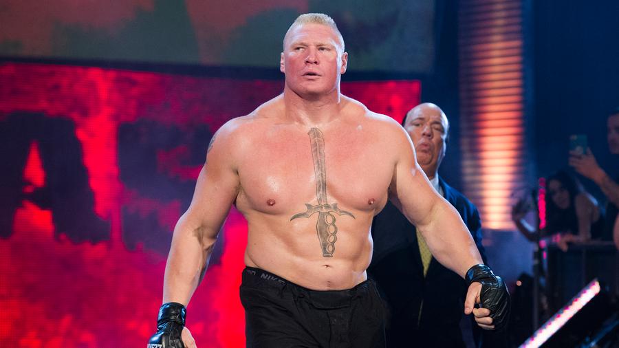 Brock Lesnar | WWE