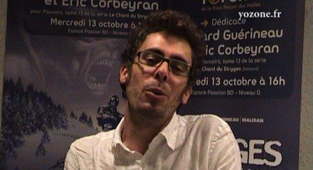 YOZONE : Richard Guérineau : Le chant des Stryges ...
