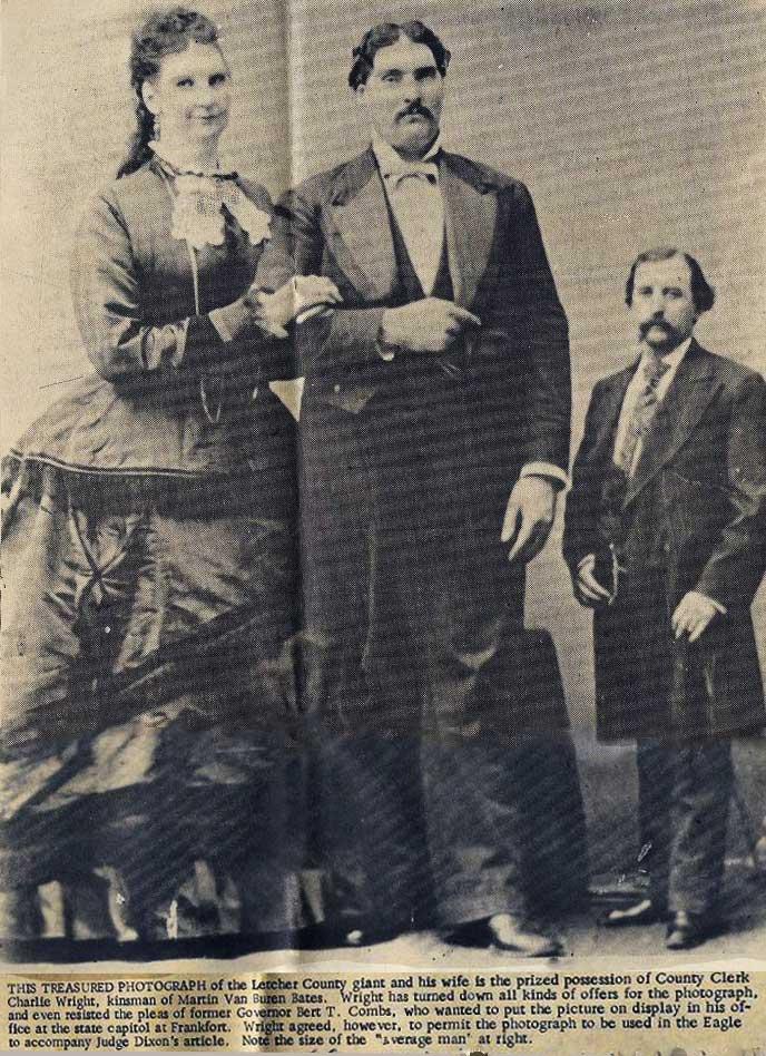 Martin Van Buren Bates and Anna Hannon Swann