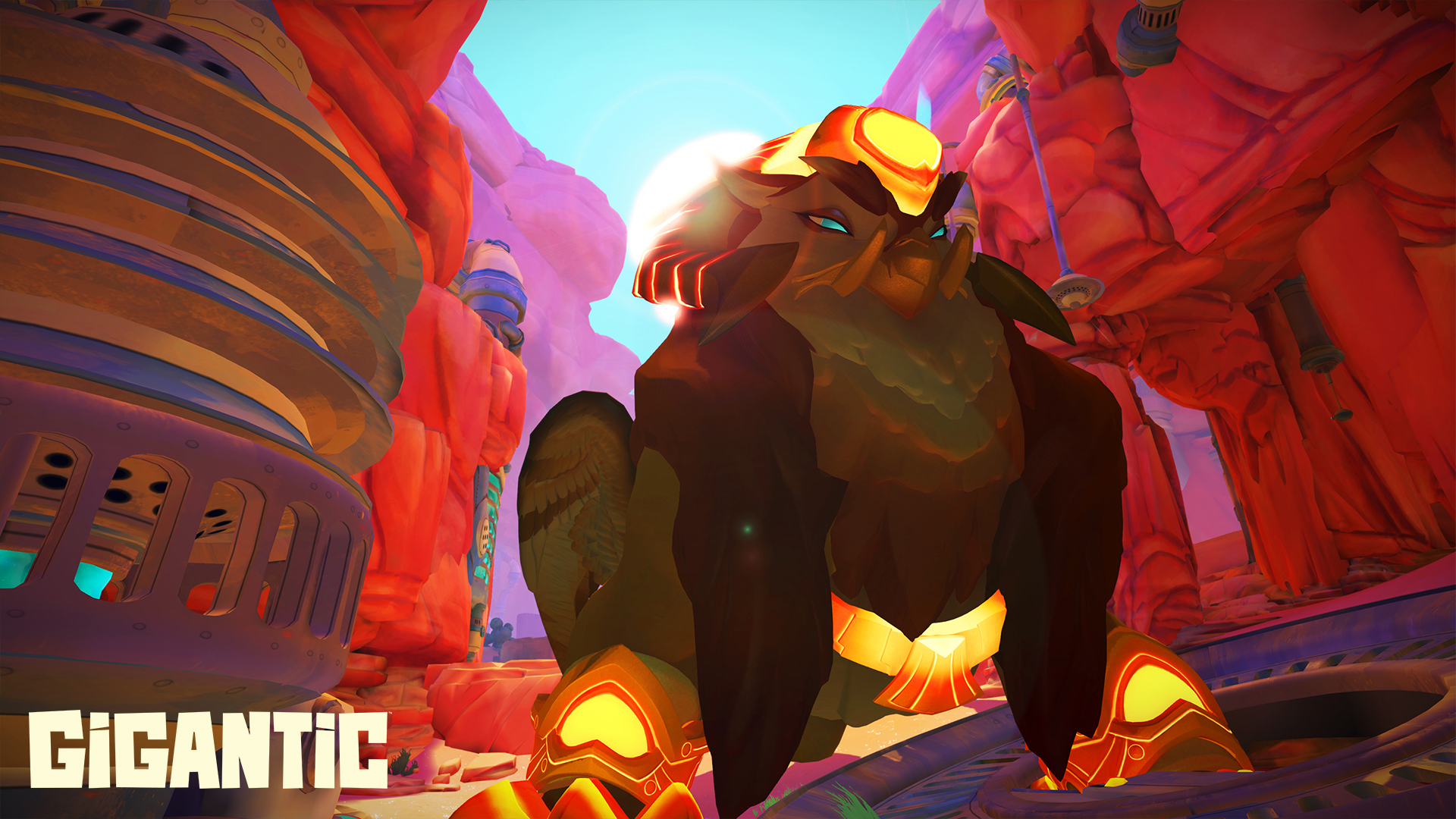 Gigantic open beta hits Xbox One Game Preview December 8th