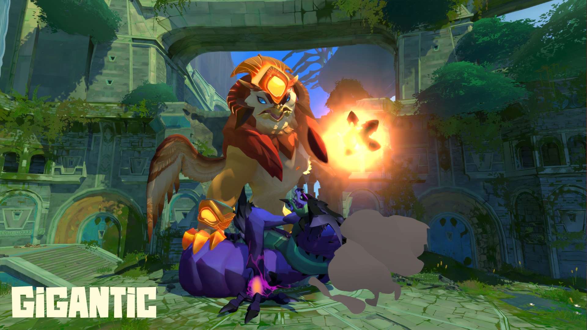 Gigantic to hit Xbox One Game Preview from December 8th ...