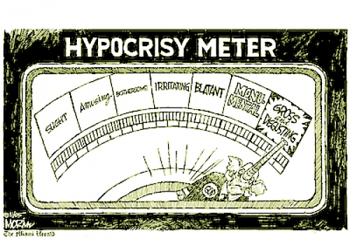 01 Hypocrisy Meter | Voices from Russia