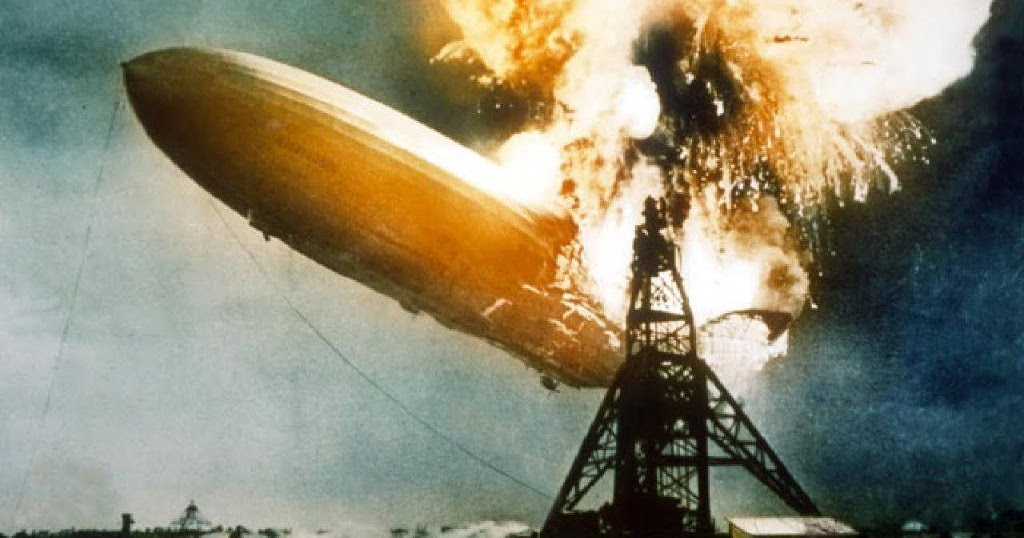 10 Surprising Facts About the Hindenburg Disaster ...