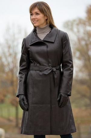 AsEstilo Store: CLASSIC BLACK TRENCH COAT FOR WOMEN