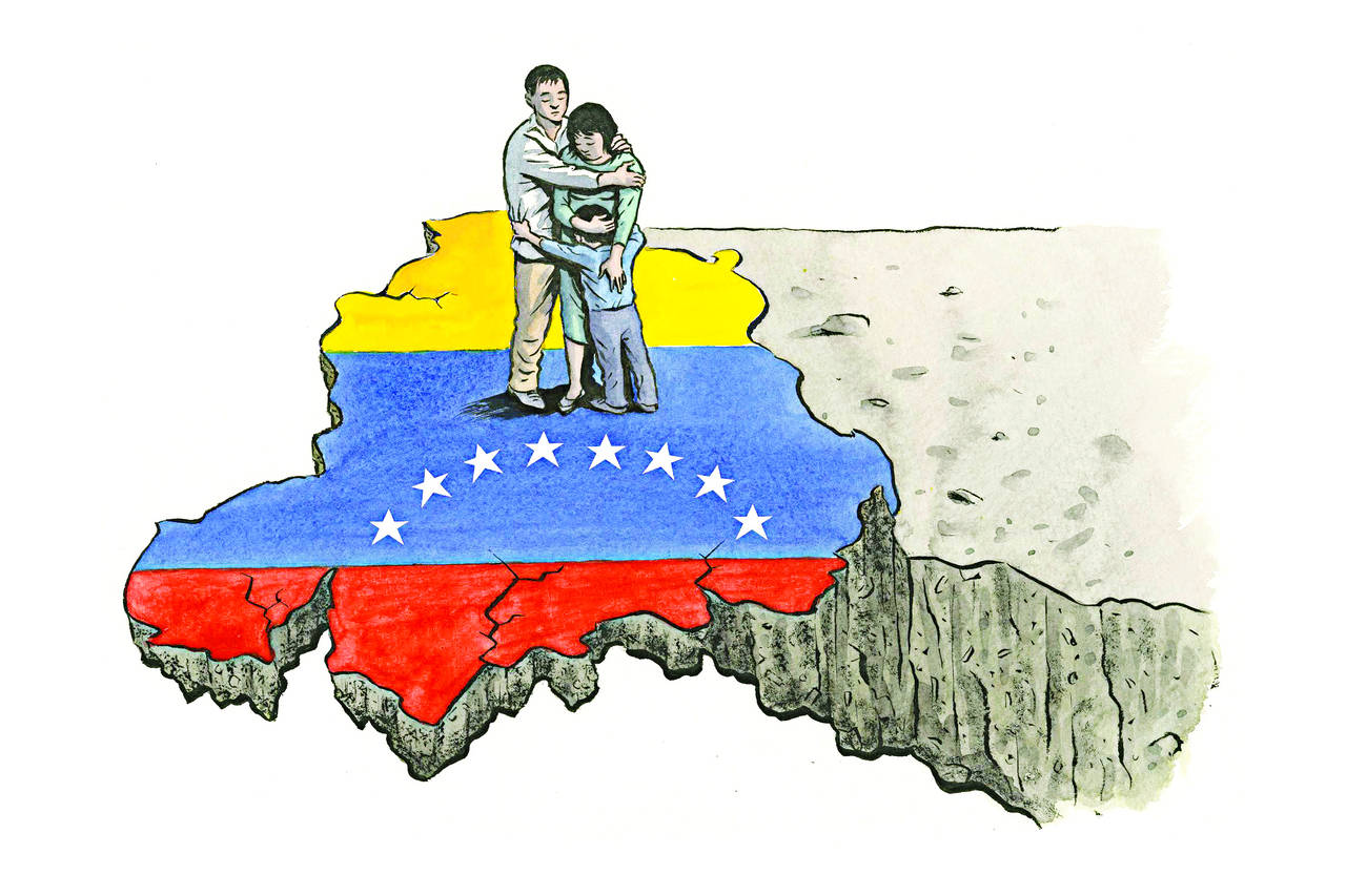 Gangsters Out Blog: Pray for Venezuela - they still have ...