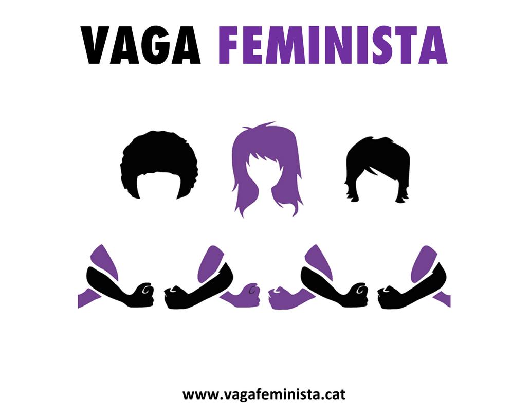 La Guerrilla dels Cossos: VAGA FEMINISTA 8M