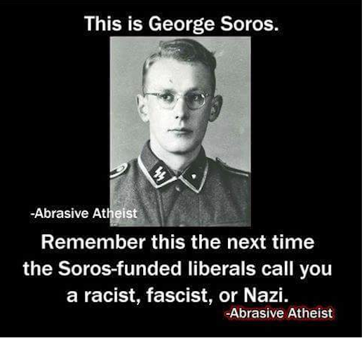 Jerry Mander – Soros-Funded Group Gave 50K to Goons Who ...