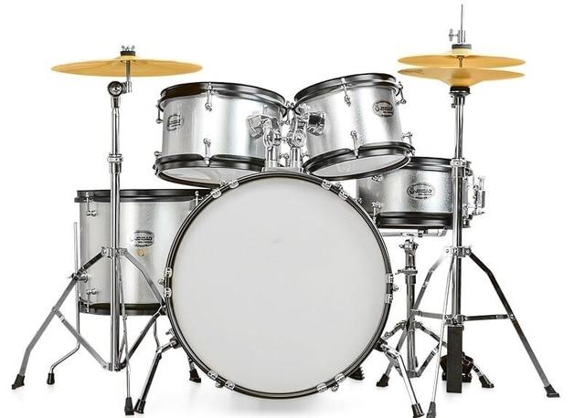 5 pc Junior batterie coloré instrument De Musique à ...