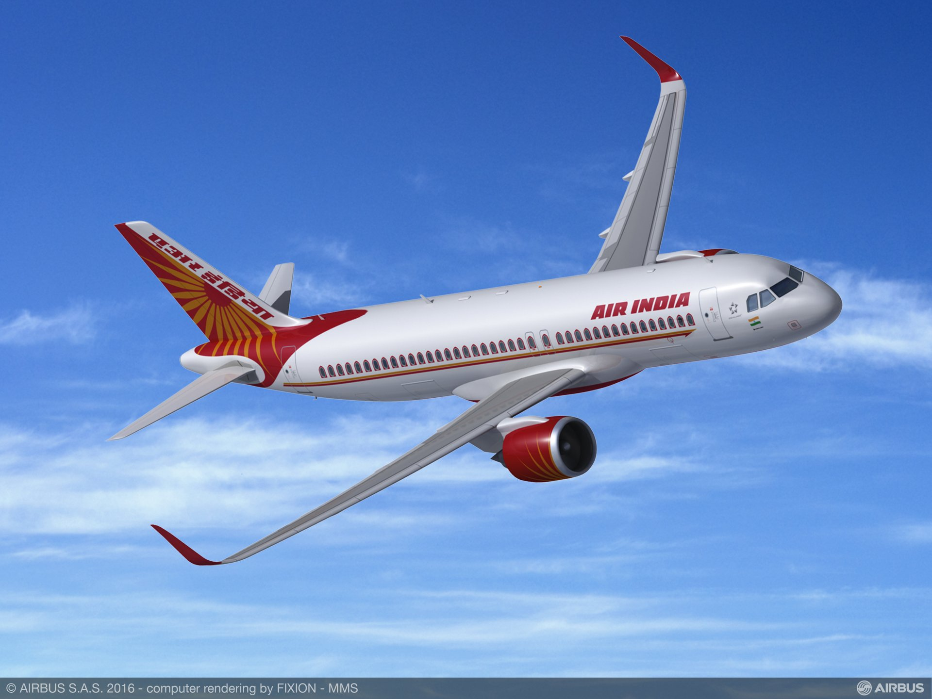 Air India future A320neo operator