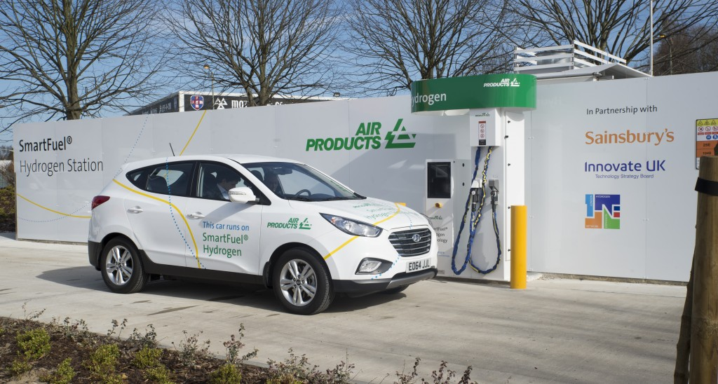 Heathrow and Hendon hydrogen fuel stations secure grants ...