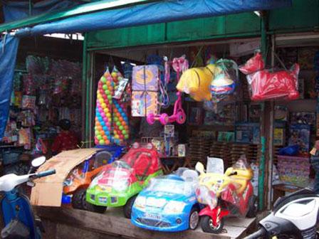 Tips Berbelanja di Pasar Gembrong | Alfajri Blog