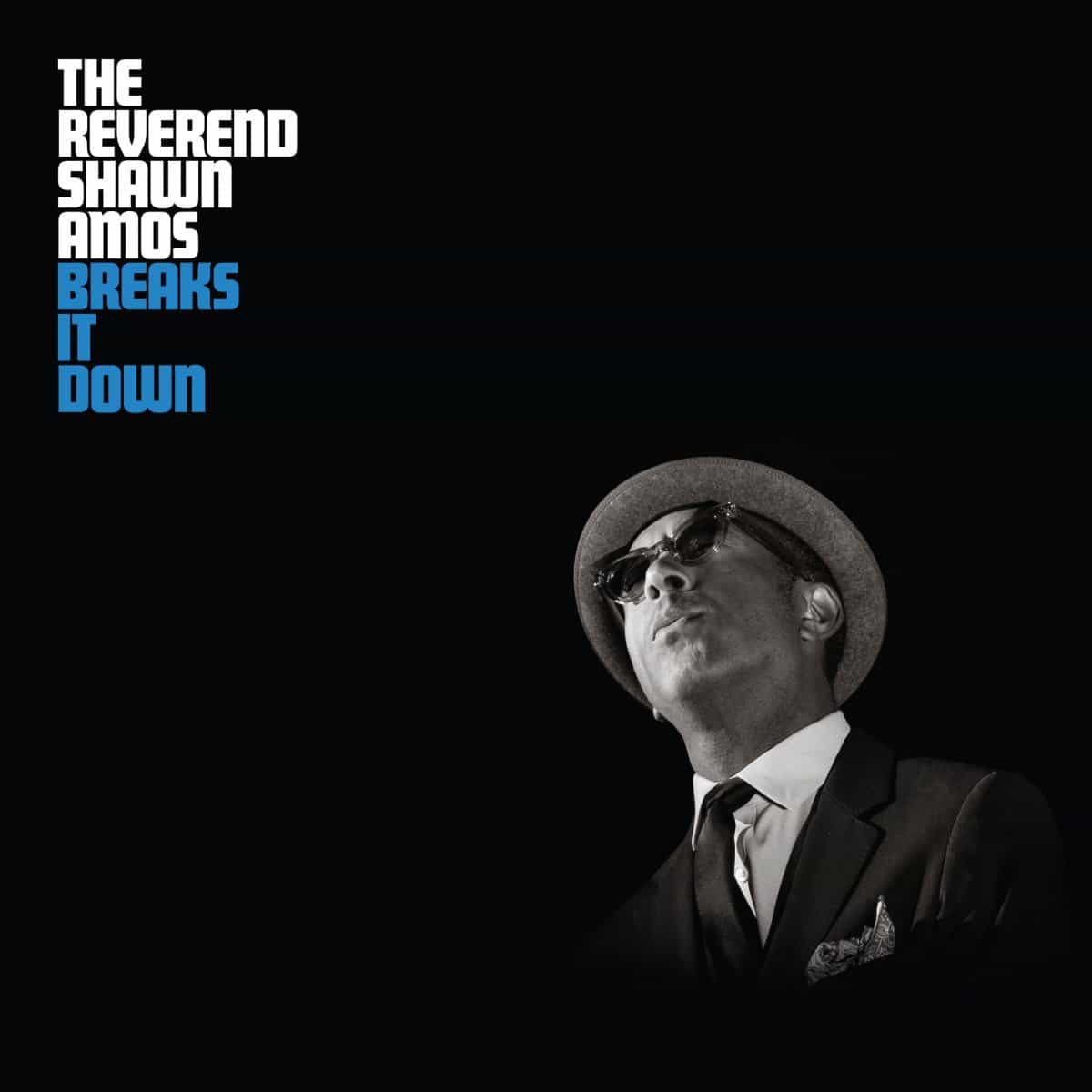 Review: The Reverend Shawn Amos Breaks It Down
