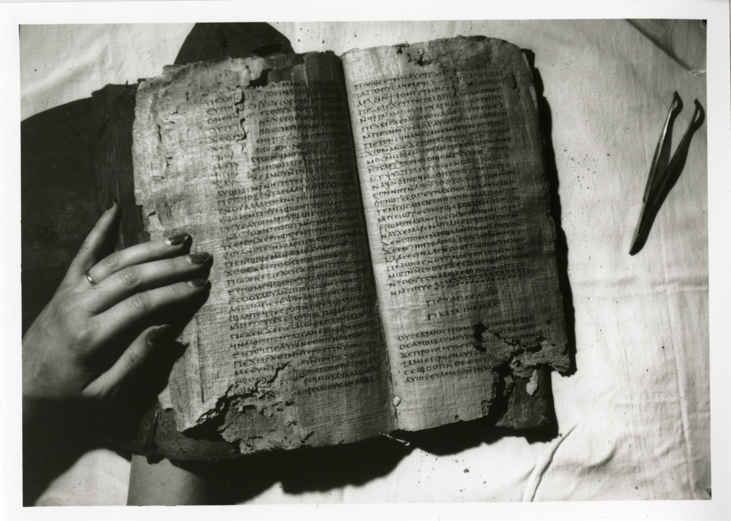 Gnostic Texts and Dead Sea Scrolls Reveal Christianity's ...