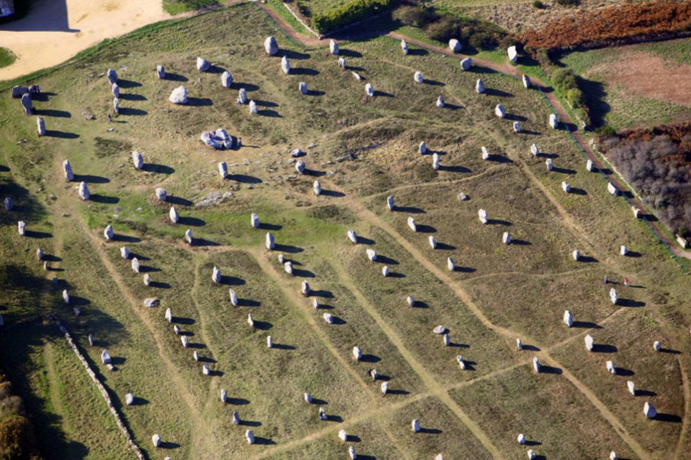 Megalithic Madness: 3,000 Menhirs – Carnac, Brittany   Ashtronort - History's Mysteries