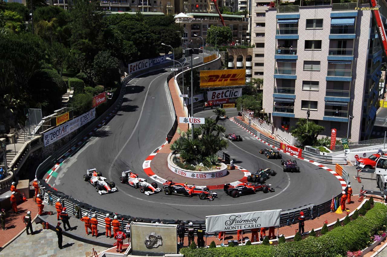 Monaco Grand Prix Results | Autopinionsbyvolk's Weblog