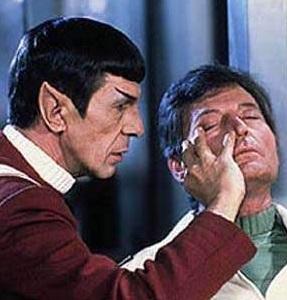 spock makes bones remember