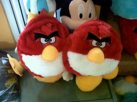boneka angry bird | boneka lucu | toko boneka online ...