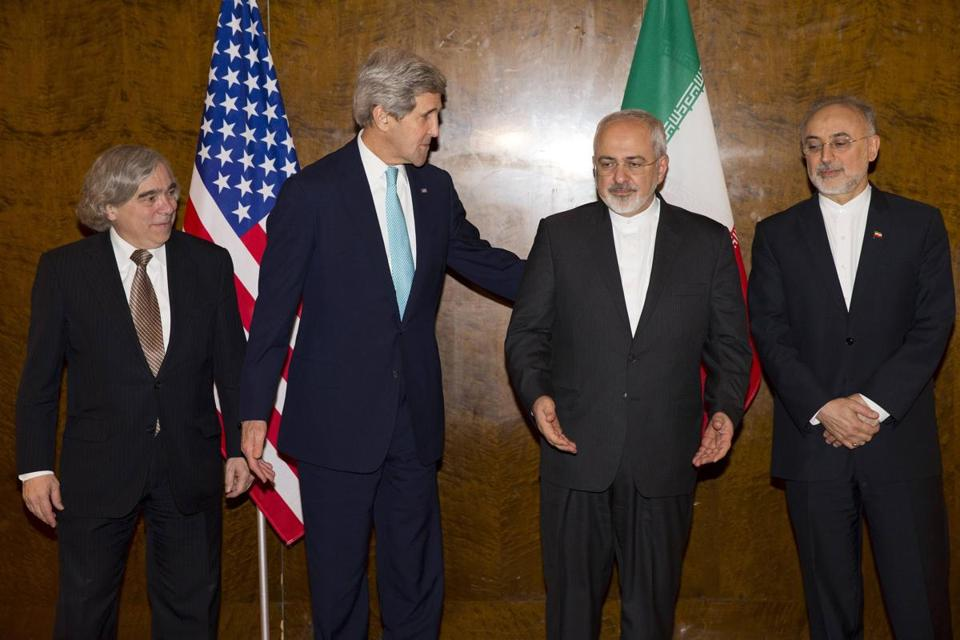 Kerry's Iran diplomacy in cross hairs of partisan battle ...