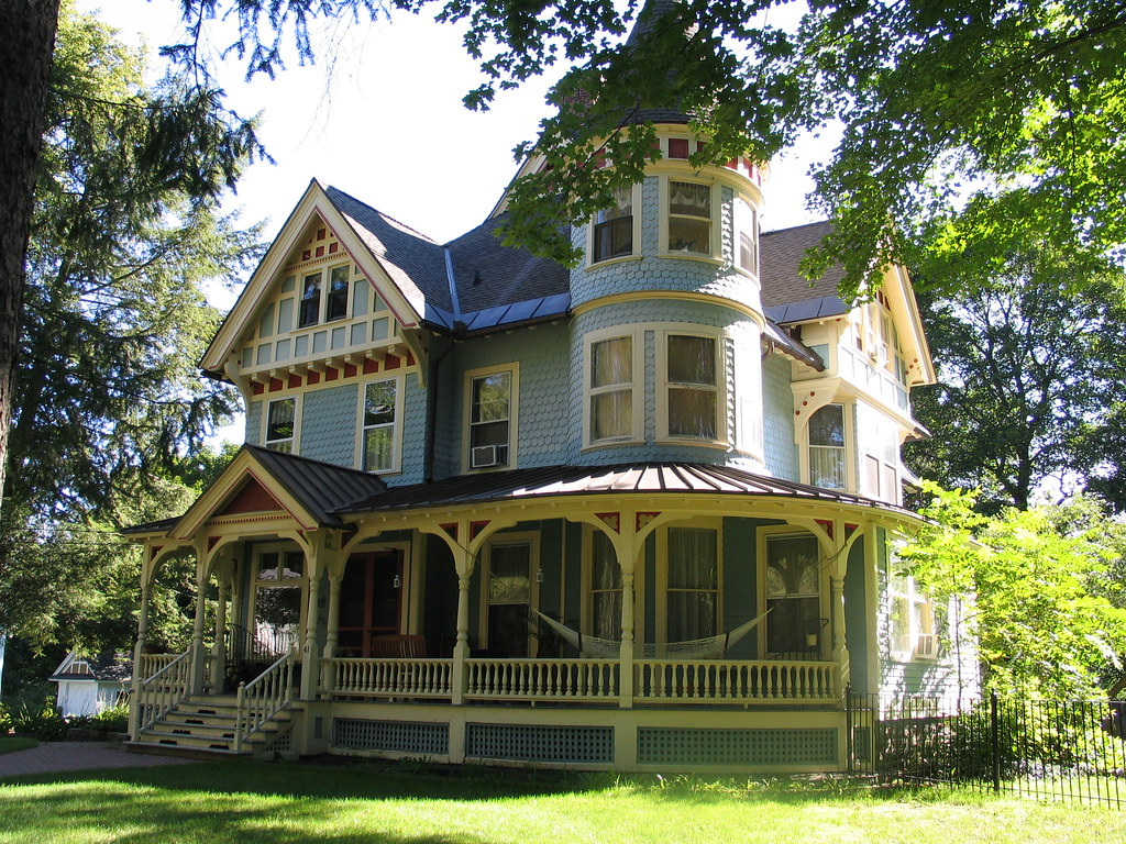 Classic Victorian home | Cooperstown NY home. | woodfin ...