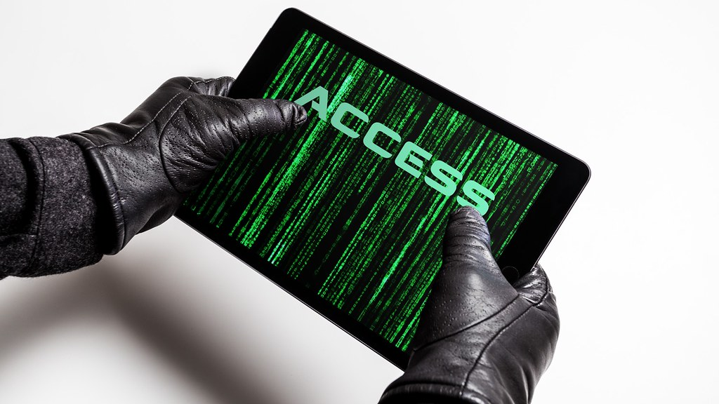Hacker Gaining Access   Photo by CafeCredit under CC 2.0 ...