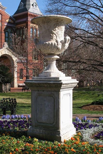 Andrew Jackson Downing Urn | Flickr - Photo Sharing!