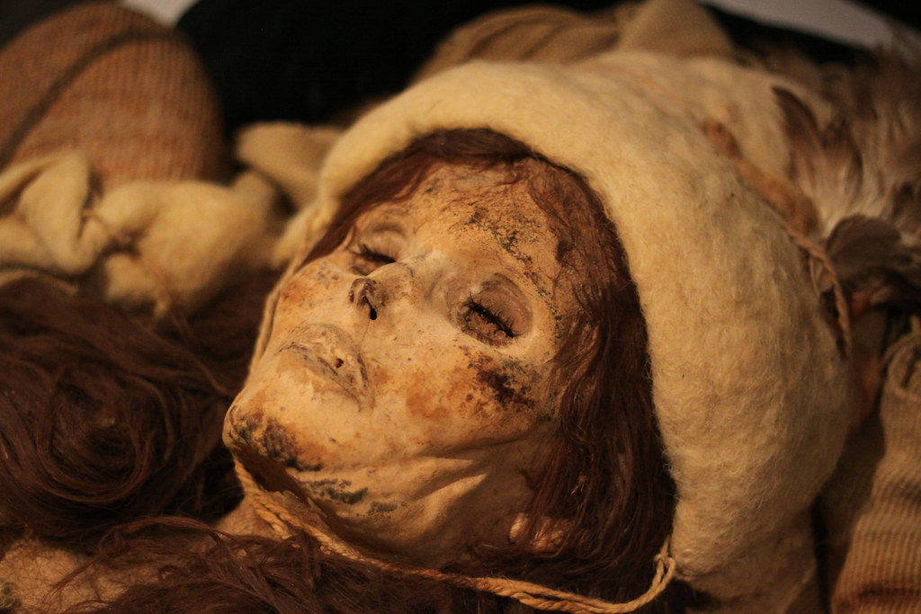 The Beauty of Xiaohe | Real Mummy from the Secrets of the ...
