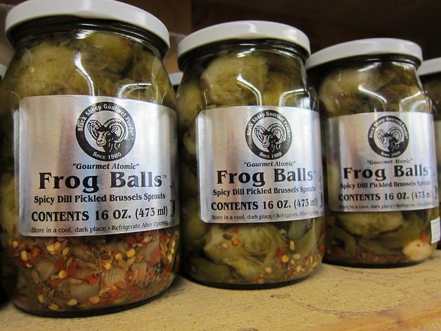 Casa de Fruta: Frog Balls (Pickled Brussels Sprouts ...