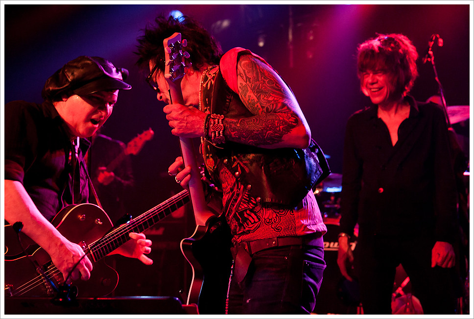 New York Dolls @ SO36 | New York Dolls live at SO36 ...
