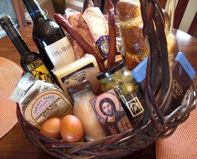 Easter Baskets, Byzantine Style | Caelum Et Terra