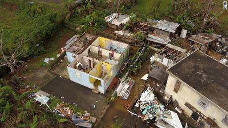 Puerto Rico: Where Americans live without roofs - CNN