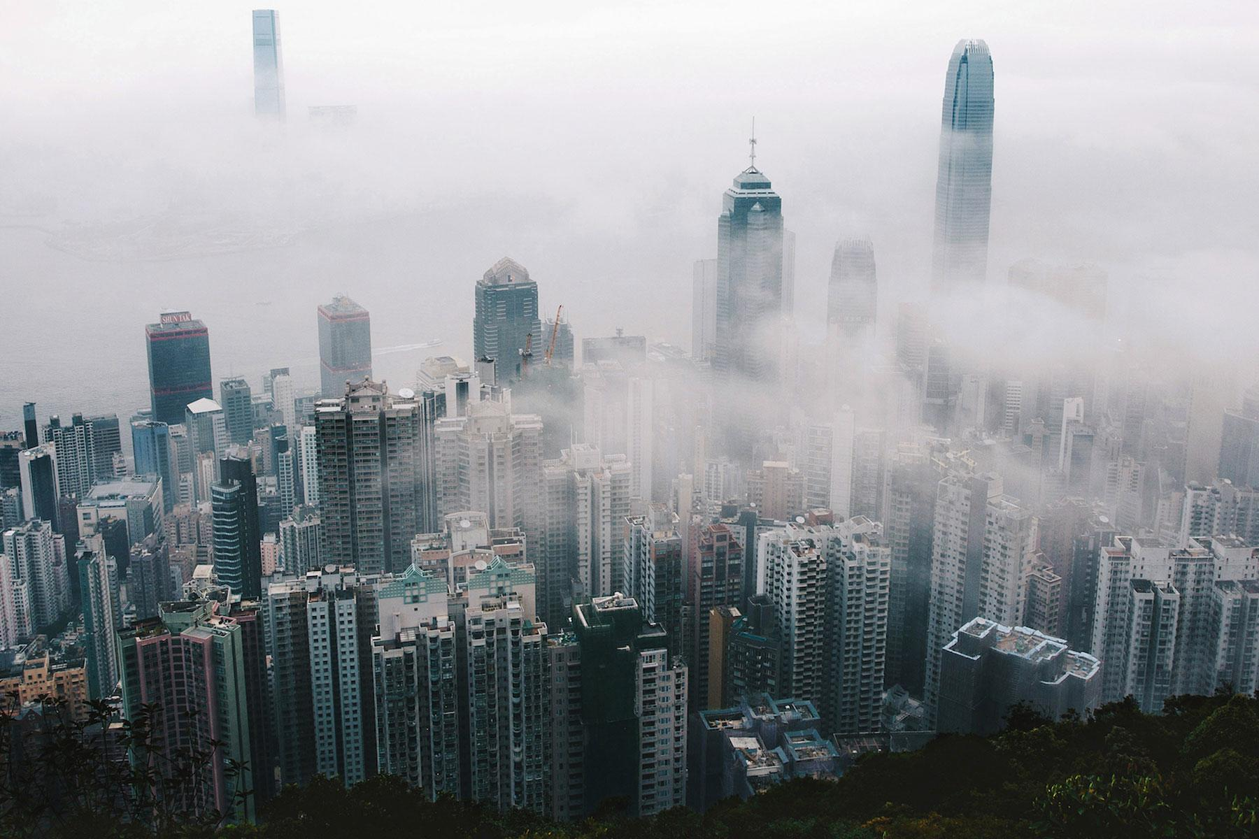 Aerial Photos of Hong Kong That Will Make You Want to Book ...