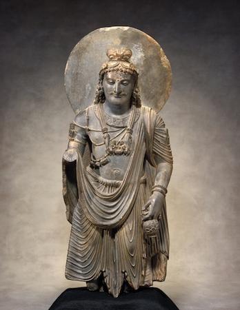 Bodhisattva Maitreya (article) | Khan Academy