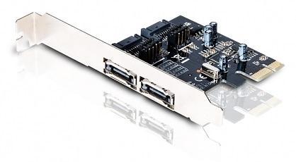Best pris på Conceptronic CSATA600EXI Kontroller ...