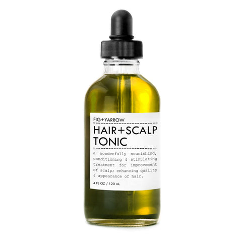HAIR+SCALP TONIC | FIG+YARROW
