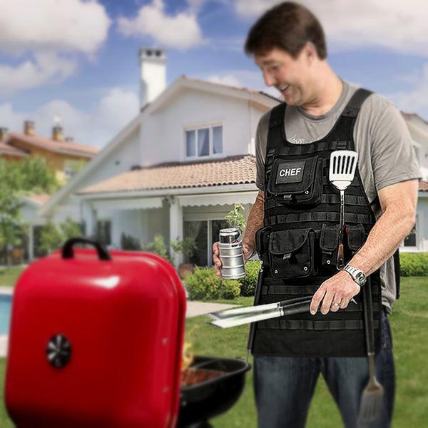 Tactical Grill Apron