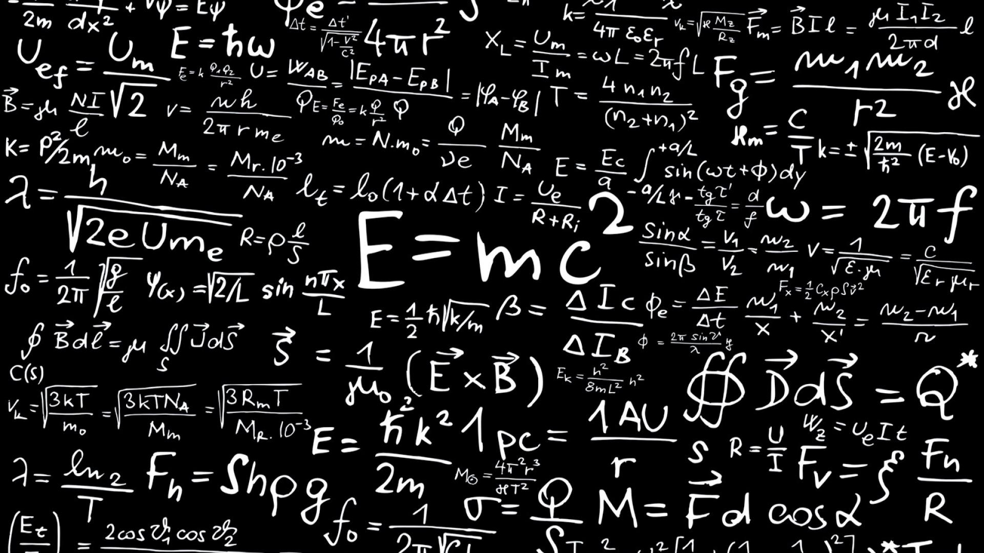 Math Equation Wallpaper - WallpaperSafari