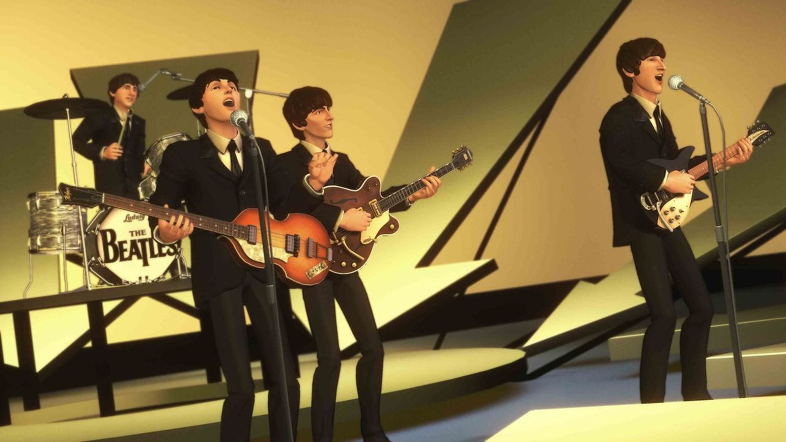 You won't be able to buy The Beatles: Rock Band's DLC ...