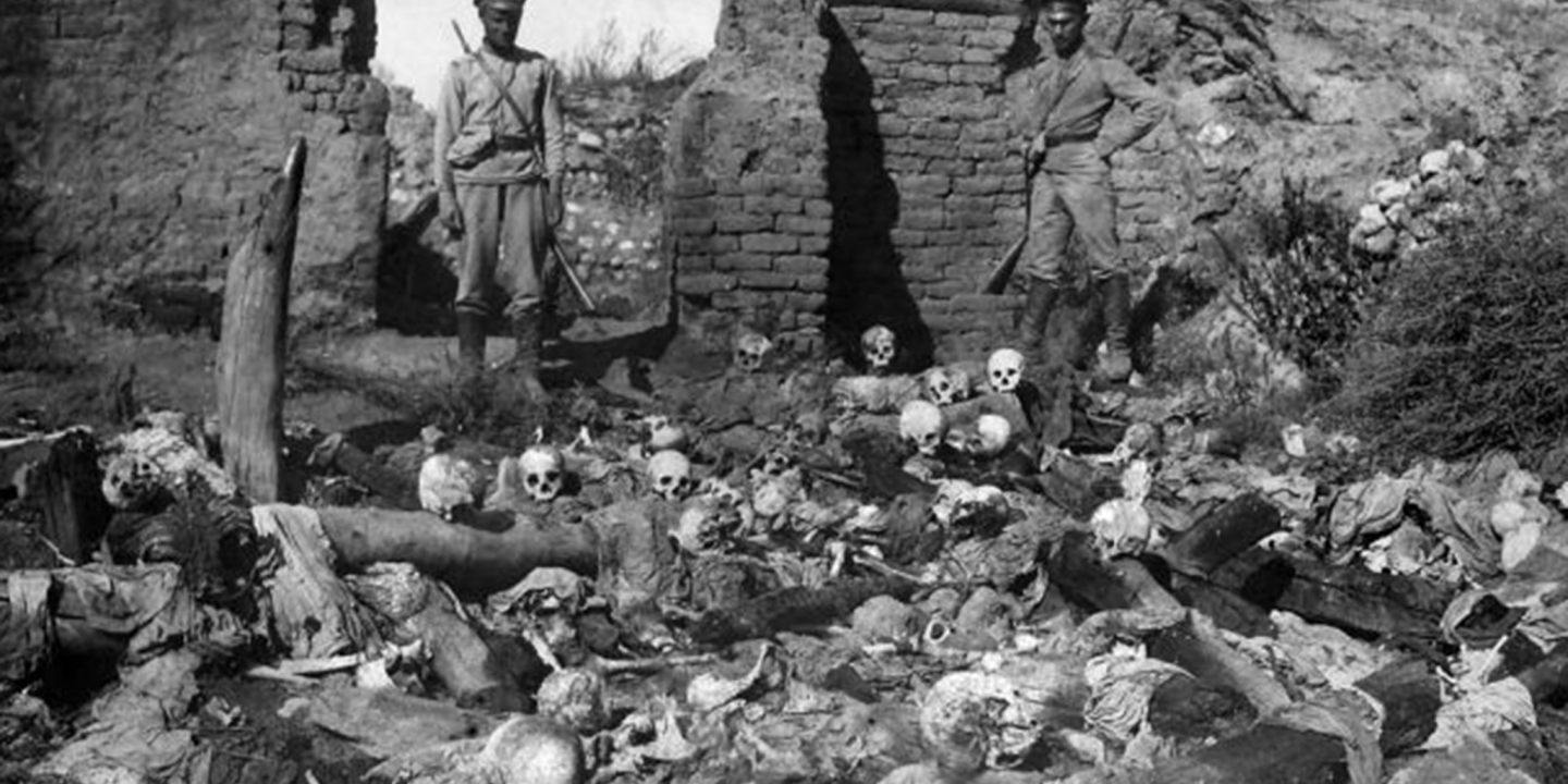 What Obama's Refusal to Acknowledge the Armenian Genocide ...