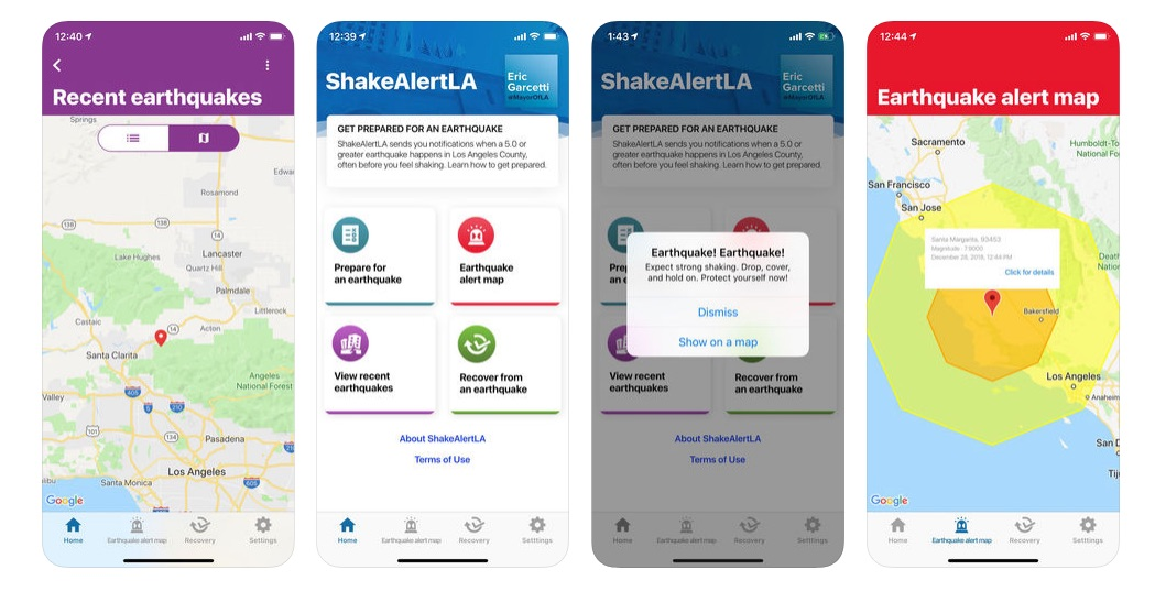 The New ShakeAlertLA App Could Help You Survivive an ...