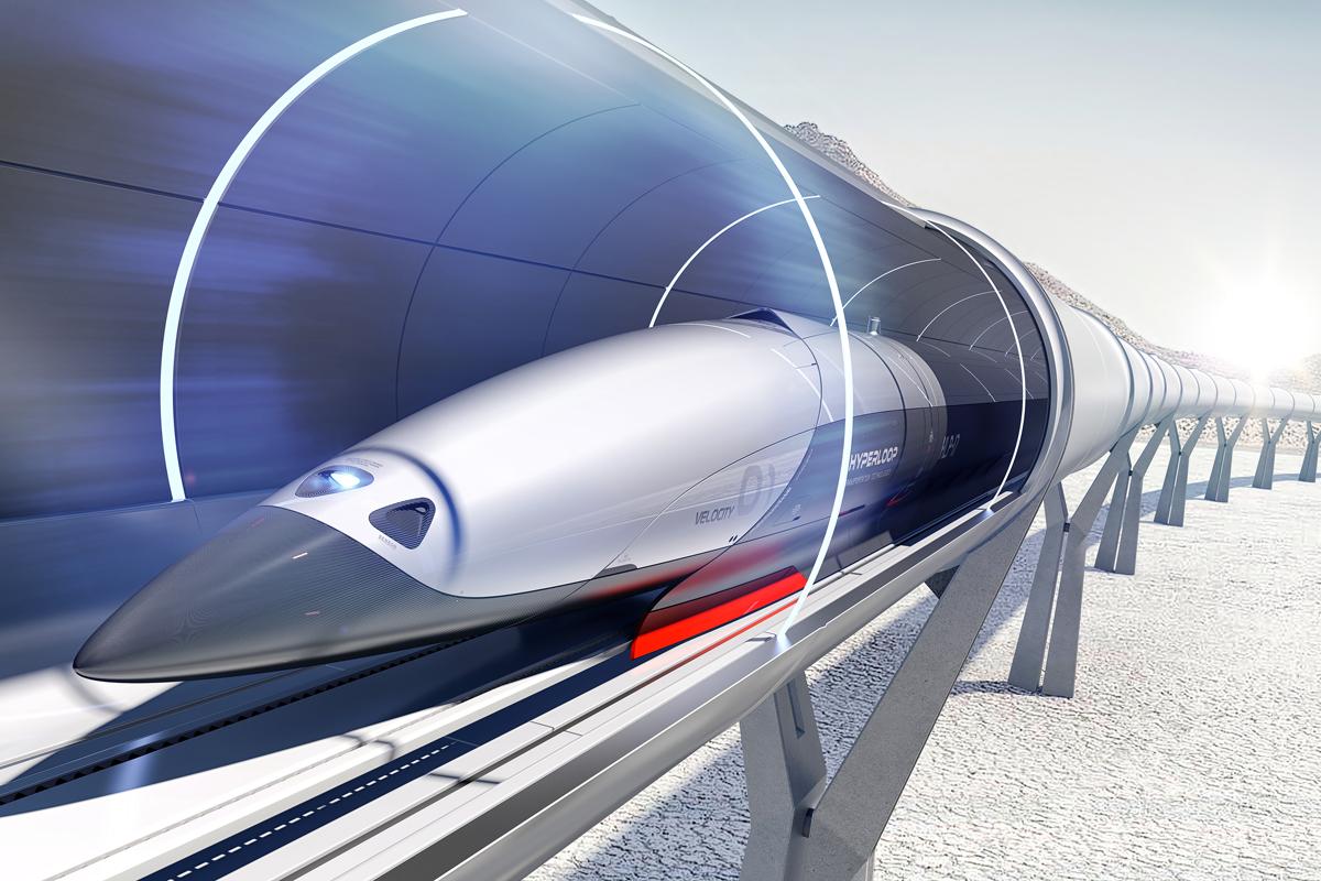 New Initial Concept Released for Hyperloop Passenger Pod ...